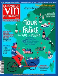 Revue de Vins de France, juin juillet août 2020